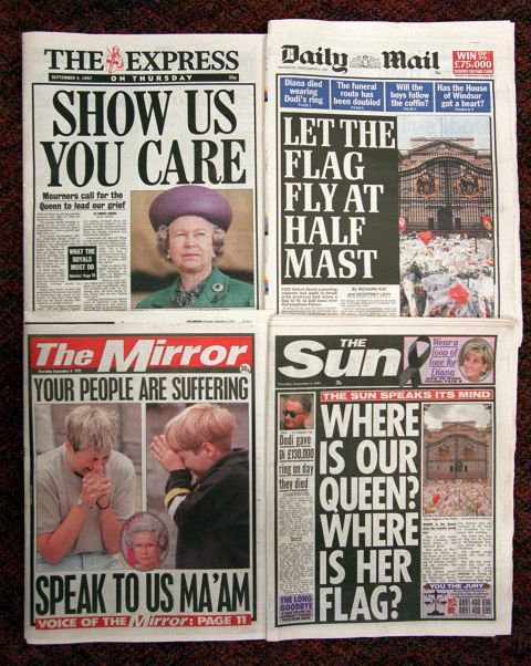 The Thursday, Sept. 4, 1997 editions of the Express, the Daily M